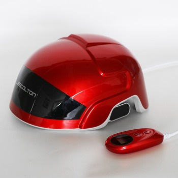 Laser Therapy Hair Growth Helmet Anti Hair Loss Device Treatment Anti Hair Loss Promote Hair Regrowth Cap Massage