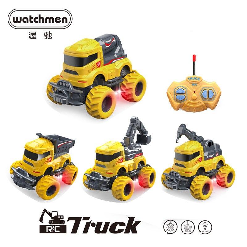 4ch Радиоуправляемый автомобиль игрушки 27 МГц Радиоуправляемая