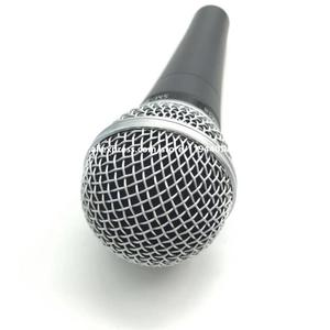 Image 4 - High Quality Version Professional SM58 Wired Microphone Vocal Karaoke Handheld Dynamic SM58LC Microfone Microfono Mike Mic