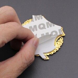 2 шт. 3D Металлическая Эмблема для машины значок Стикеры декоративная наклейка для Infiniti FX35 Q50 Q30 эсквайр QX50 QX60 QX70 EX JX35 G35 G37 аксессуары|Наклейки на автомобиль|   | АлиЭкспресс