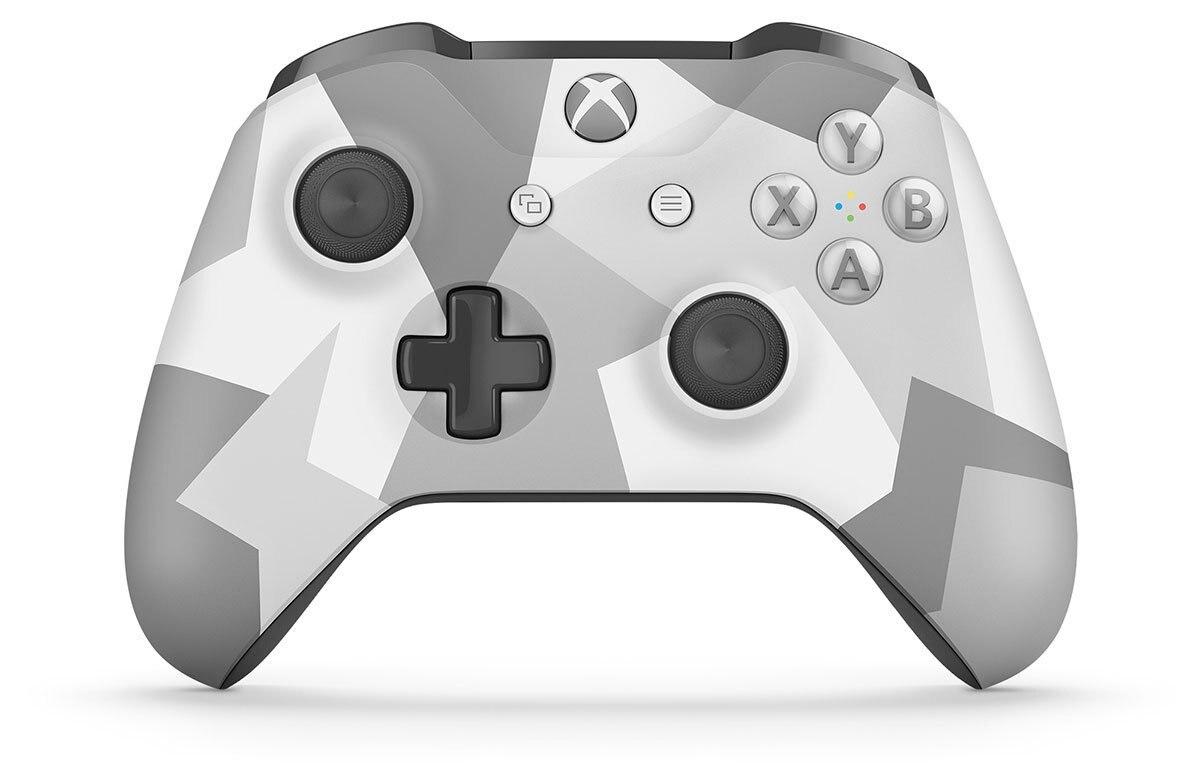 Для беспроводного игрового видеоконтроллера Microsoft XBOX One, обновленное специальное издание Winter Force