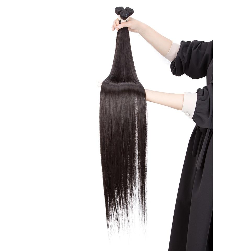 Mistura de cabelos