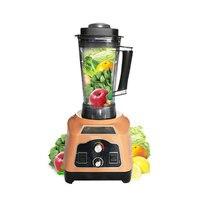 2.5L 220v High Speed Blender Multifunction Juicer Soybean Milk Maker PC Ice Crush Meat Grinder Juicing Machine