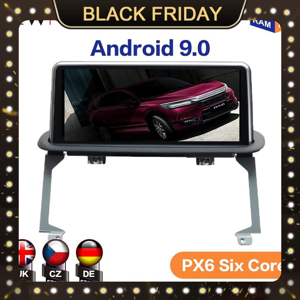Купить px6 4g + 64g android 90 автомобильный мультимедийный плеер для