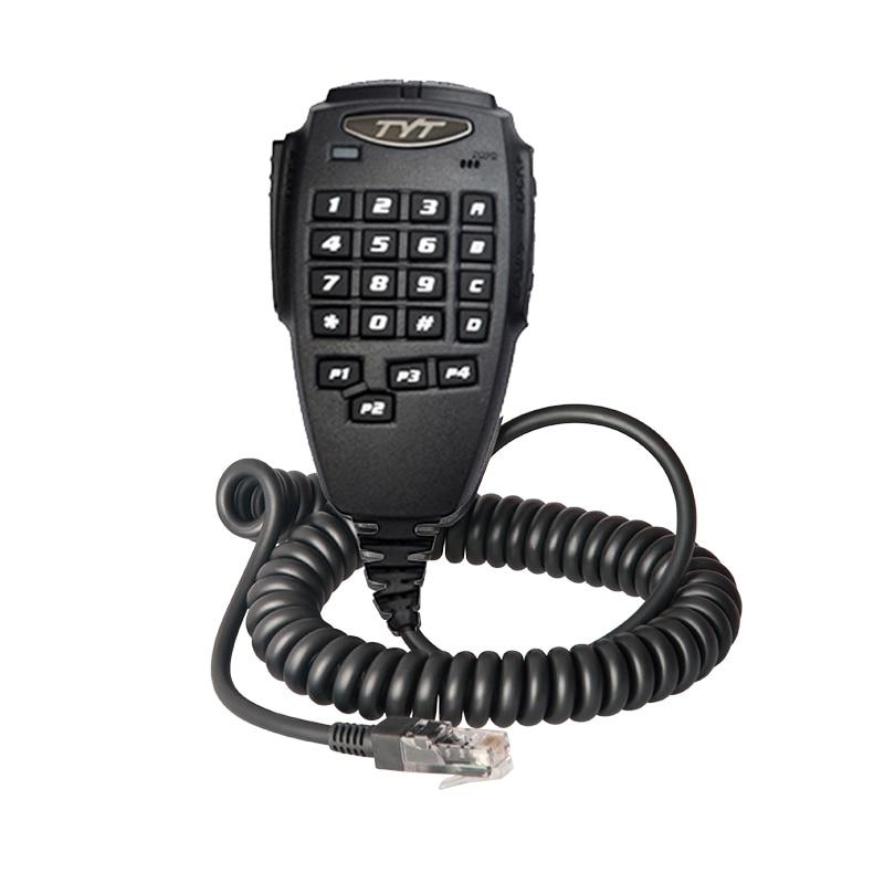 Original TYT Handheld Speaker Microphone For TYT TH-9800 TH-7800 Amateur Mobile Transceiver
