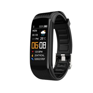 Image 3 - Fitness Bracelet Ip67 Waterproof Sport Fitness Tracker Blood Pressure Heart Rate Pedometer Smart Band Watch For Android For IOS