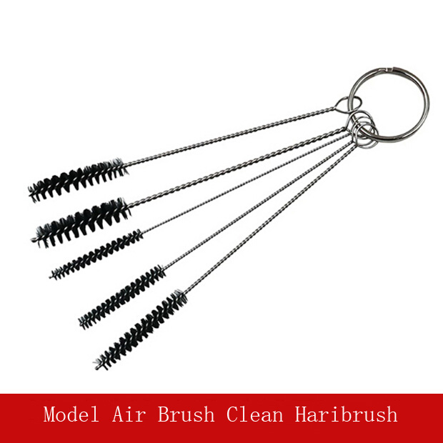 Model Coloring Tools Model Air Brush Clean Tool Spray Pen Cleaning Brush