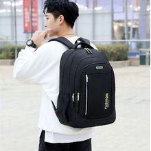 Teenage Boys School Bag Student Backpack Men