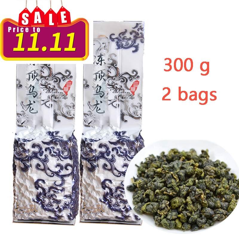 Taiwan Dongding Oolong  Green Tea  High Mountains Jin Xuan Milk Oolong Tea  Green Tea 150g  300g For Losing Weight