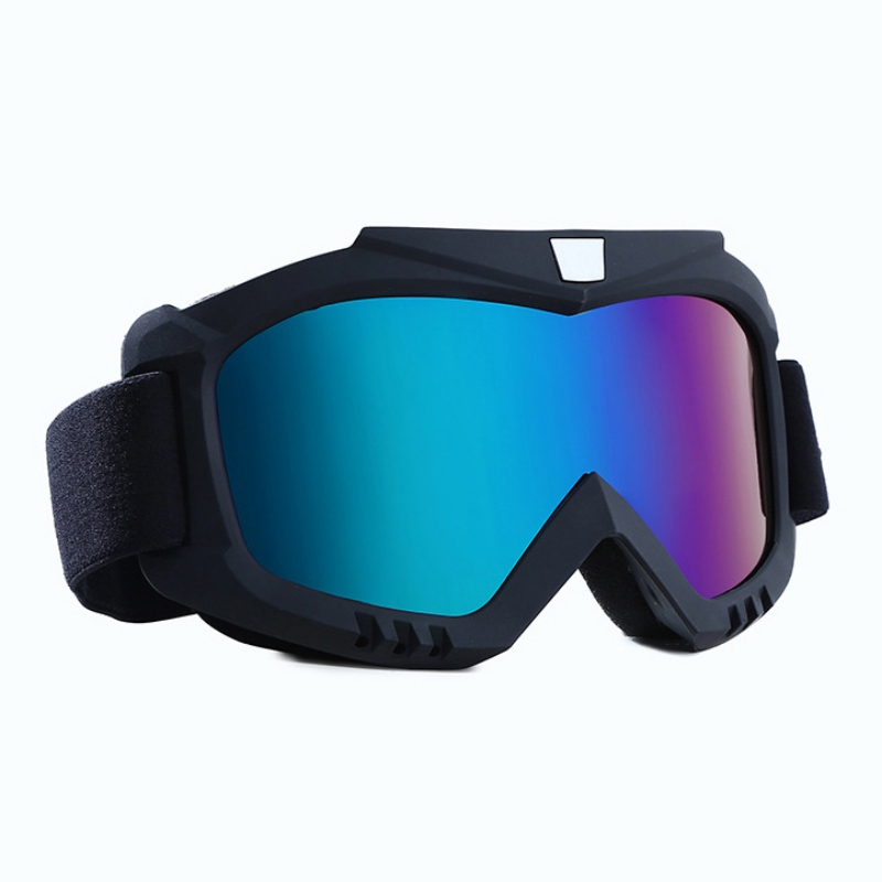 Unisex Motorbike Helmets Goggles Ski Snowboard Mask Winter Snowmobile Goggles Windproof Skiing Glass Motocross Sunglasses