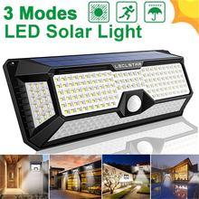 бра 268 светодиодный солнечный светильник уличный s Водонепроницаемый