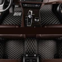 Автомобильные напольные коврики kalaisike на заказ для jeep