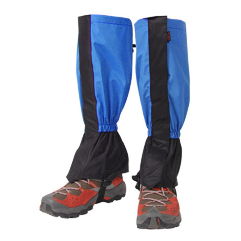 Waterproof Snow Boot Shoe Gaiters Outdoor Skiing Hunting Hiking Adult Child Legging Gaiters Leg Cover