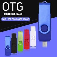 USB-Stick Otg Pendrive 128 GB Cle USB-Drive1TB 512GB 256GB 128 GB Memoria USB 3,0 stick Stift stick für Smartphone
