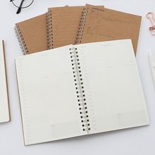 2018 planner notebook 365 days personal diary weekly planner note book organizer school stationery cactus agenda journal notepad planner weekly daily monthly notebook school agenda notepad diary caderno journal zeszyty szkolne stationery cahier spiral