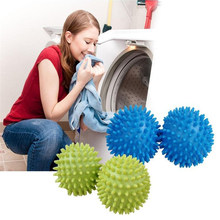 2Pcs Laundry Ball Reusable Clean Tools Washing Ball Laundry Washing Balls Fabric Softener Ball Dry Laundry Products Accessories
