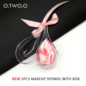 O.TWO.O Concealer-Cream Blender-Tool Makeup-Sponge Package-Holder-Box Foundation Cosmetic