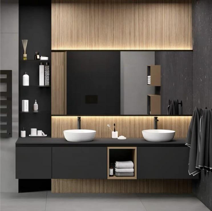 Marble Vanities Smart Bathroom Lighting