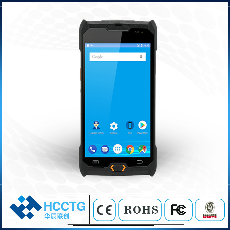 de cartão rfid android 6.0 handheld 1d