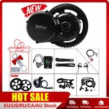 Bafang 36V 250W אמצע מנוע e אופני DIY ערכות המרה BBS01B מנוע P850C C965 500C תצוגה יציבה ערכות עבור E אופני BB 68 73mm