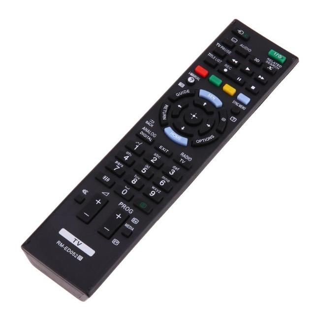 RF Remote Control Replacement for SONY TV RM-ED050 RM-ED052 RM-ED053 RM-ED060 RM-ED046 RM-ED044 Television Remote Controller New