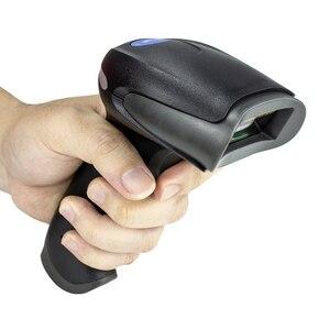 Image 5 - NETUM F18W אלחוטי 2D ברקוד סורק עם מעמד F16 כף יד USB Wired 1D/2D QR בר קוד קורא PDF417 עבור נייד תשלום