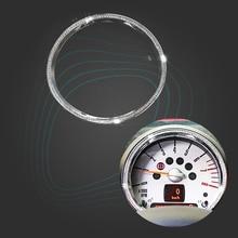 KJAUTOMAX для Mini Cooper R50 R52 R53 цинковый сплав кристалл кольцо Тахометр украшения