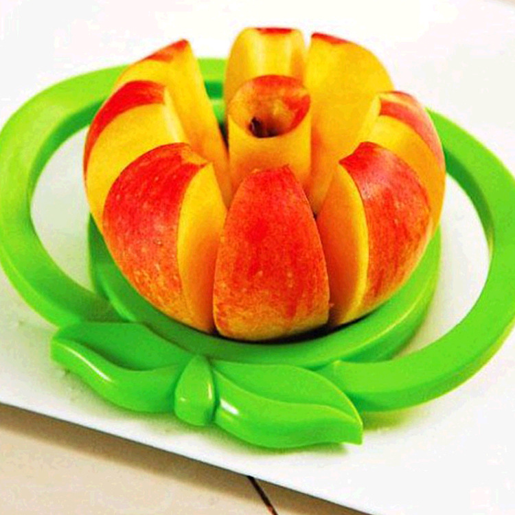 Stainless Steel Apple Slicer Cut Apples Fruit Splitter Cut Fruit Useful Product Fruit-cuttng Device