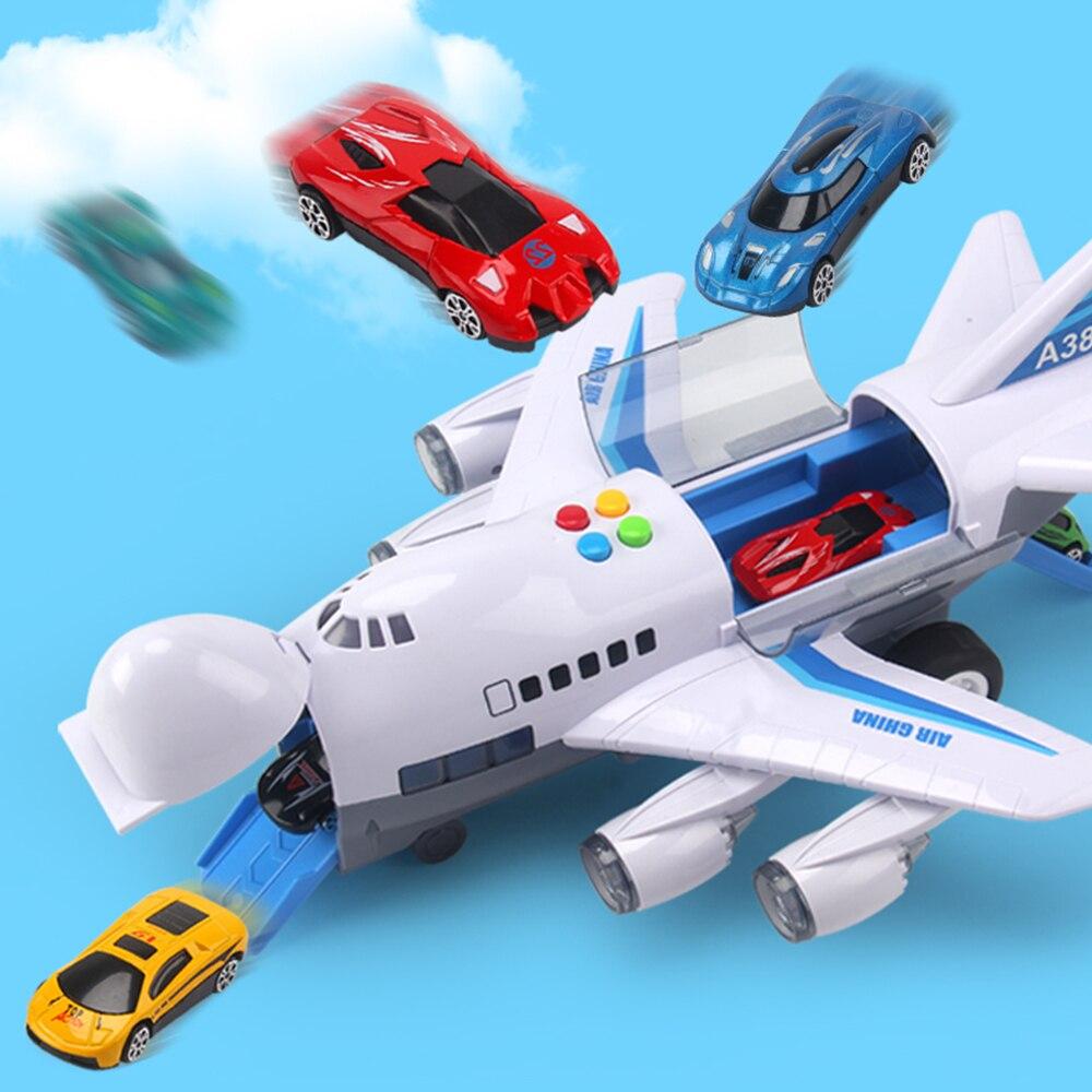Játékrepülőgép zenés történetszimulációs pálya - Modellautók és játékautók - Fénykép 6