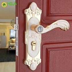 Kryty uchwyt blokady drzwi do sypialni uchwyt europejski antyczne drewniane drzwi uchwyt zamki sprzętowe