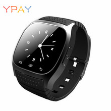 New Sports Smart Watches 2020 M26 Smart Bracelet Men Bluetooth With Dial Phone Anti-lost Pedometer For IOS Android Smartwatches bluetooth 4 ble multifunction pedometer keyfob development board to support the anti lost ibeacon