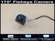 175 Degree 1080P Fisheye Reverse Camera Parking Car Rear view Camera for Nissan X-Trail X Trail 2014 2015 Reversing Car Camera factory promotion special car rear view reverse camera backup rearview parking for nissan qashqai for nissan x trail x trail