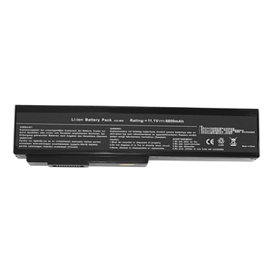 Image 3 - Golooloo 6600mAh New Battery for ASUS A32 M50 A33 M50 M50 N53S N53SV N53T N61 N53TA N61J N61D N61VG N43 N61JQ M50S n32 n61 N53J
