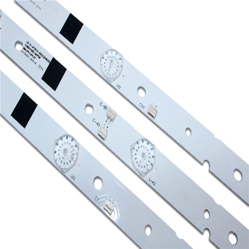 Led Backlight For LED39C310A Led Strip JS-D-JP3910-071EC JS-D-JP3910-061EC