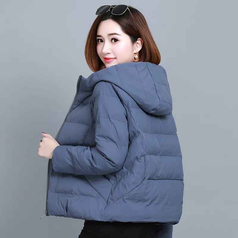 Warehouse clearing, autumn winter fashion hat, cotton padded jacket, loose and thin, all kinds of short women's cotton clothes