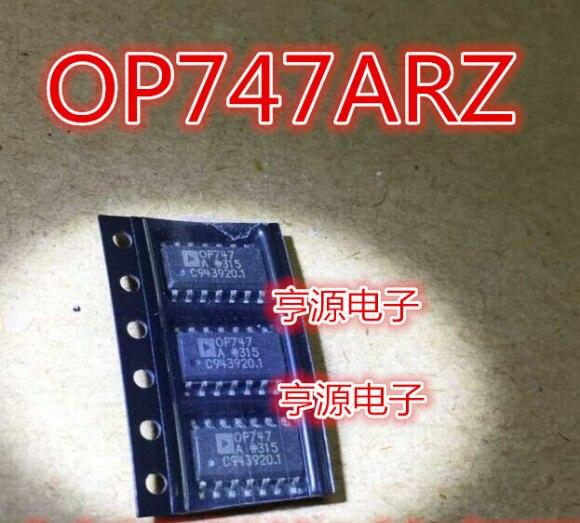 5 peças OP747 OP747A OP747AR OP747ARZ