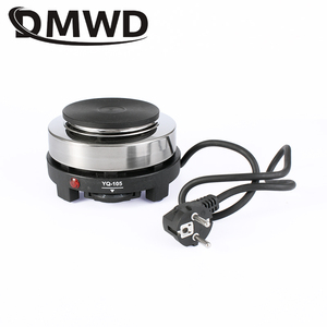 Image 3 - DMWD 110V/220V 미니 전기 모카 스토브 오븐 쿠커 다기능 커피 히터 모카 가열 핫 플레이트 워터 카페 밀크 버너