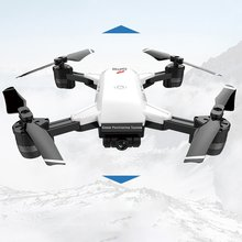 2019 5G 1080P/720P Four-Axis Folding RC Drone Jd-20Gps HD Aerial Photography Accurate Return Long Life Color Box With 1 Battery цена и фото