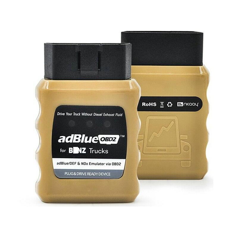 Новое поступление AdBlue OBD2 для грузовиков Adblue Эмулятор NOx Adblueobd2 - Цвет: B-NEZ