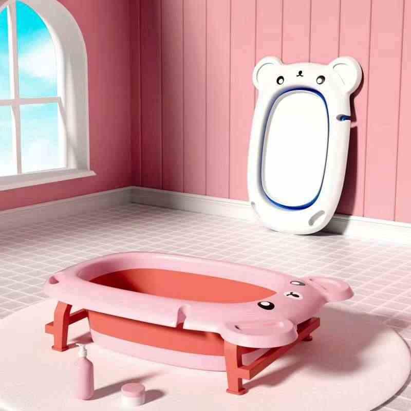 baignoire pliante pour bebe de 0 a 6 ans chaise de bain pliable siege de bain et de douche de bebe