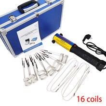 Máquina de reparación de tornillos, Kit de herramientas de eliminación de pernos, calefactor por inducción magnética, 1000W, 110V/220V