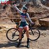Kafeet triathlon feminino nova camisa de ciclismo de manga comprida camisa profissional camisa de desporto de corrida de uma peça terno de ciclismo macacão 3