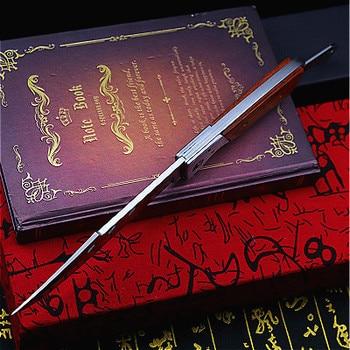 PEGASI  Colour wood handle folding swallowtail knife jungle hunting folding knife U.S.A Tactical folding knife body knife 4
