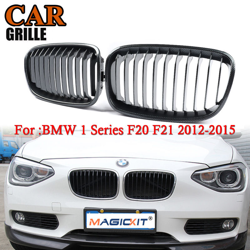 BMW F30 F31 3 serie 2011-2015 Sport delantero izquierda derecha inferior se Parrilla de luz de niebla