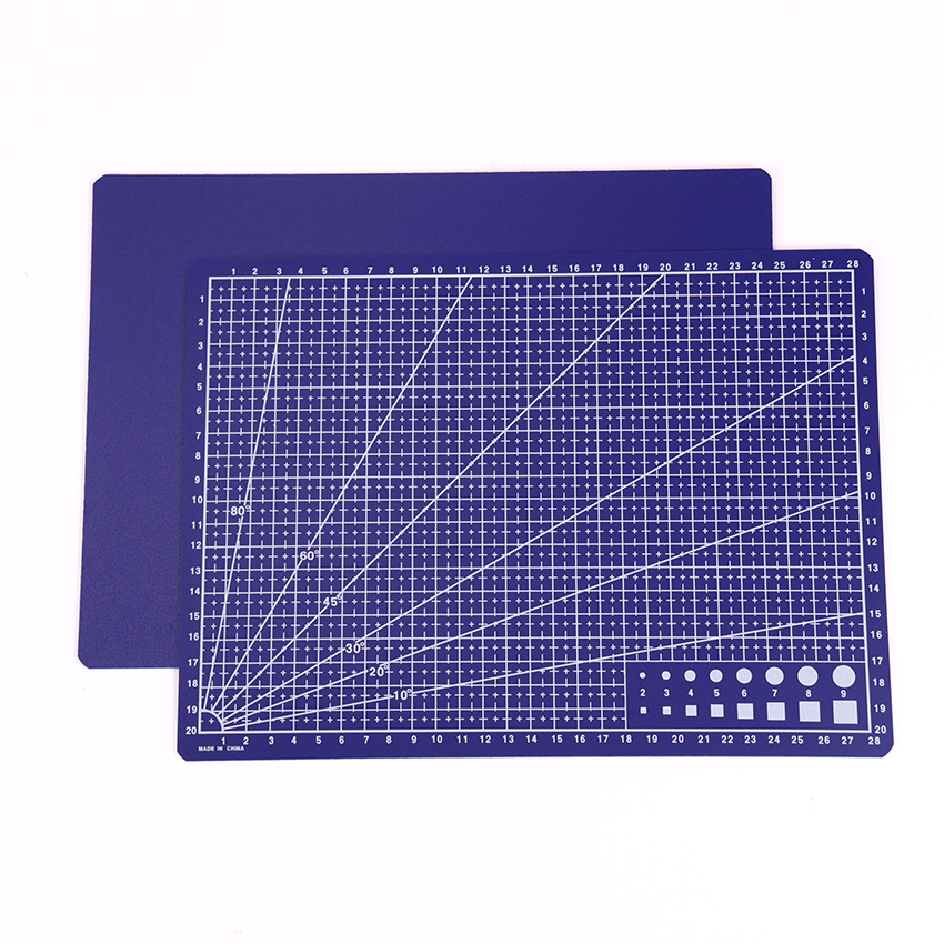 1PC A4 30 * 22cm Sewing Cutting Mats Plate Design Engraving Cutting Board Mat Handmade Hand Tools