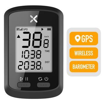 XOSS-ordenador inalámbrico para bicicleta G, con GPS, velocímetro, Bluetooth, resistente al agua, para ciclismo de montaña o de carretera