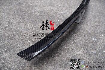 Apto para lexus IS IS200t/IS250/IS300 AIM fibra de carbono alerón labios
