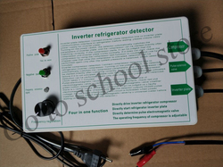 Инвертор, детектор компрессора холодильника, тестер, инструмент для ремонта холодильника, импульсный Соленоидный клапан обнаружения