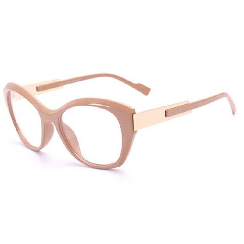 Gafas transparentes De Estilo Vintage para mujer, montura De Lentes transparentes De acetato