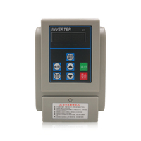Water Pump Constant Pressure Water Supply Special Frequency Converter 0.75 1.5 2.2kw Universal three phase single phase